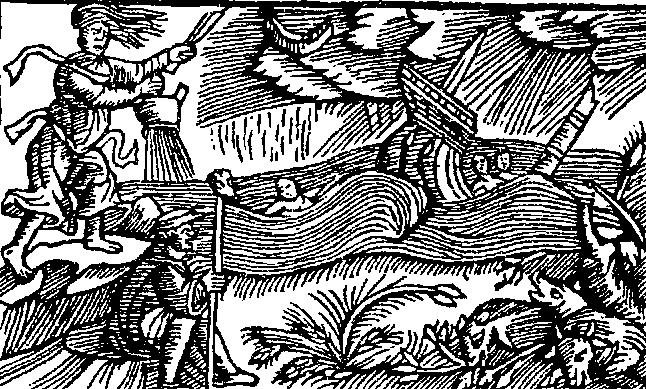 Из рассказов о древнеисландском колдовстве и Сокрытом Народе