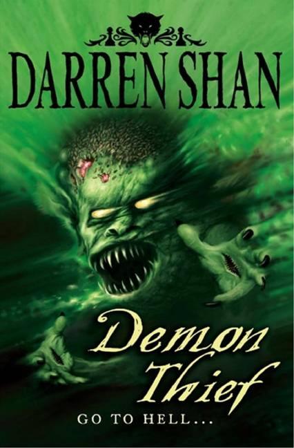 Книга: Demon Thief