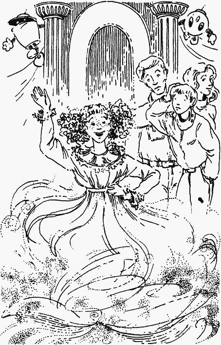 Норби и пропавшая принцесса