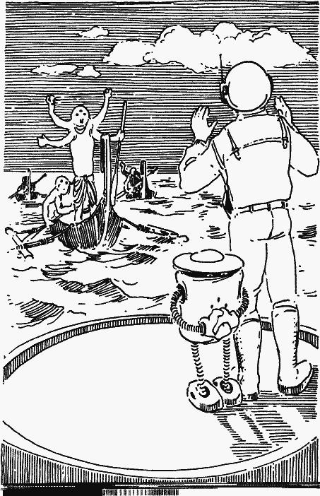 Норби и захватчики