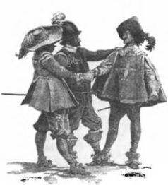 Повседневная жизнь королевских мушкетеров