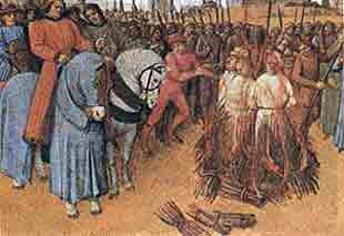 История инквизиции. том 1