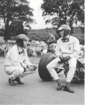 Джим Кларк. Легенда гонок. Часть 1