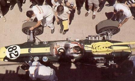Джим Кларк. Легенда гонок. Галерея 1