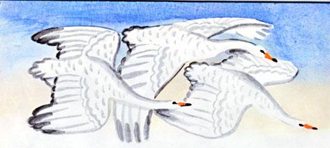Гуси-Лебеди (илл)