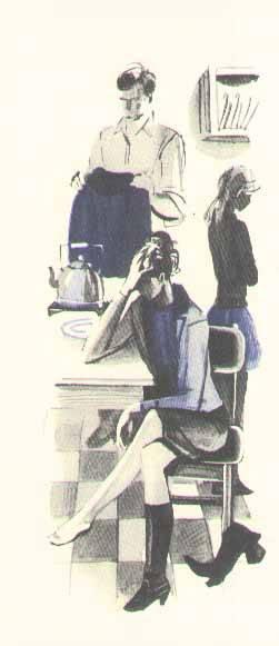 Бывший Булка и его дочь