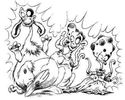Пришельцы с Плюха