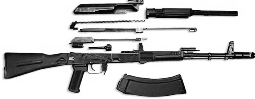 Боевое стрелковое оружие России