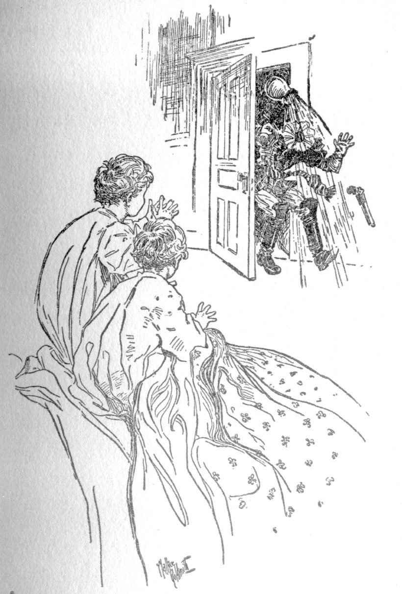 The Canterville Ghost (Ill. Wallace Goldsmith)