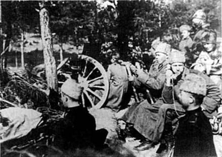 Русская армия 1914-1918 гг.
