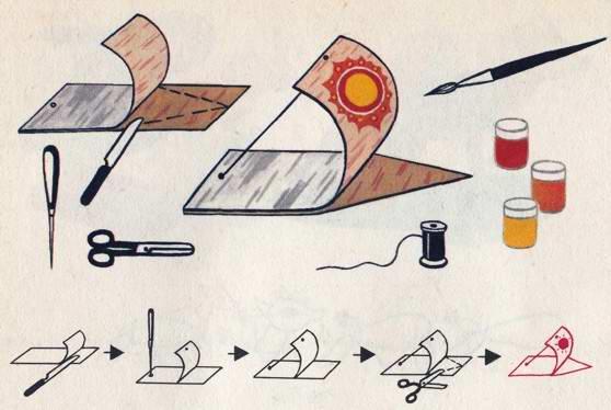 Что можно сделать из природного материала