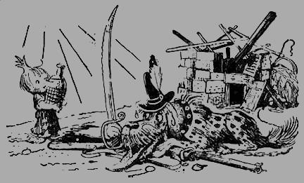 Приключения Чиполлино