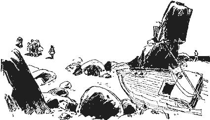 Остров Колдун