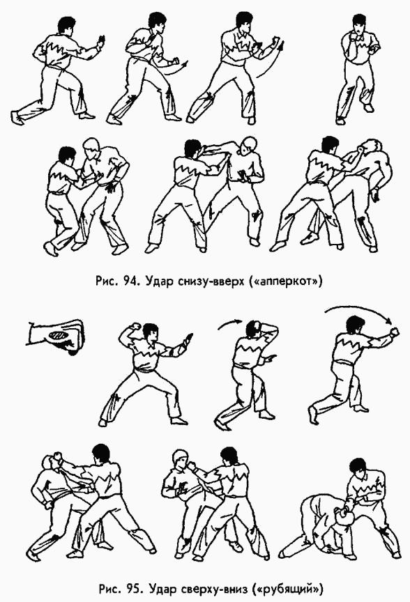 Как сделать сильный удары