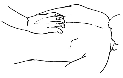 Массаж при заболеваниях органов пищеварения