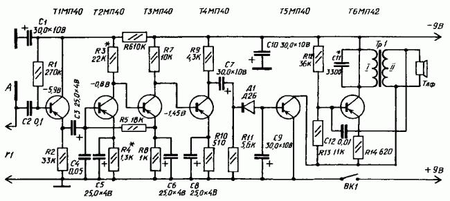 Однофазный генератор кода генератор двс вася принципиальная схема Вч принципиальная схема эл генератор 80 к20а...