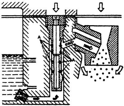 схема двигателя камаз-740