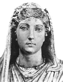 В плену страстей. Женщины в истории Рима