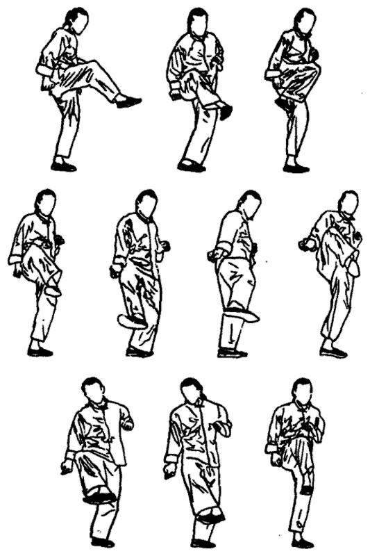 Да-цзе-шу - искусство пресечения боя