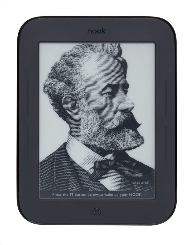 Barnes&Noble Nook The Simple Touch Reader